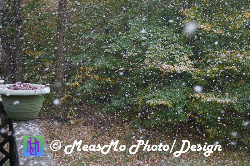 mid October snow