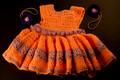 DSC00029, Peach Dress