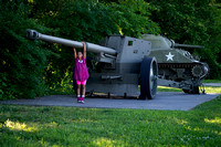 Alexis at Army Heritage_Jun152014_5626