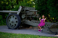 Alexis at Army Heritage_Jun152014_5622