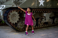 Alexis at Army Heritage_Jun152014_5610
