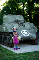 Alexis at Army Heritage_Jun152014_5618